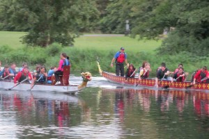 View Dragon Boating gallery images